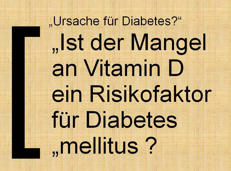 vitamin d mangel und diabetes gesunde ern hrung lebensmittel. Black Bedroom Furniture Sets. Home Design Ideas